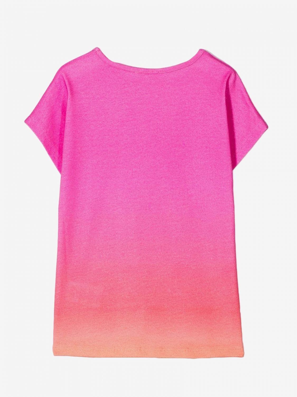 Maglia Chloé: T-shirt Chloé con stampa logo fantasia 2