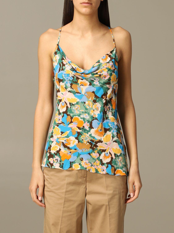 Блузка Женское M Missoni многоцветный 1