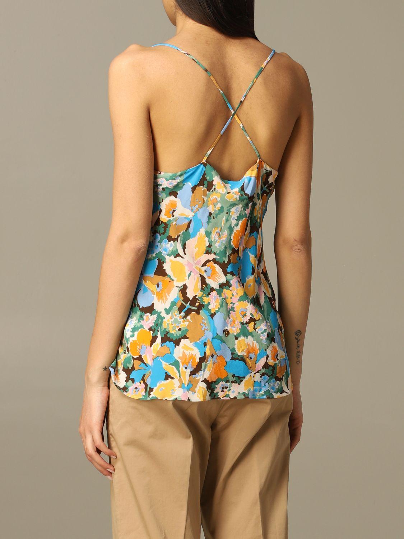 Блузка Женское M Missoni многоцветный 2