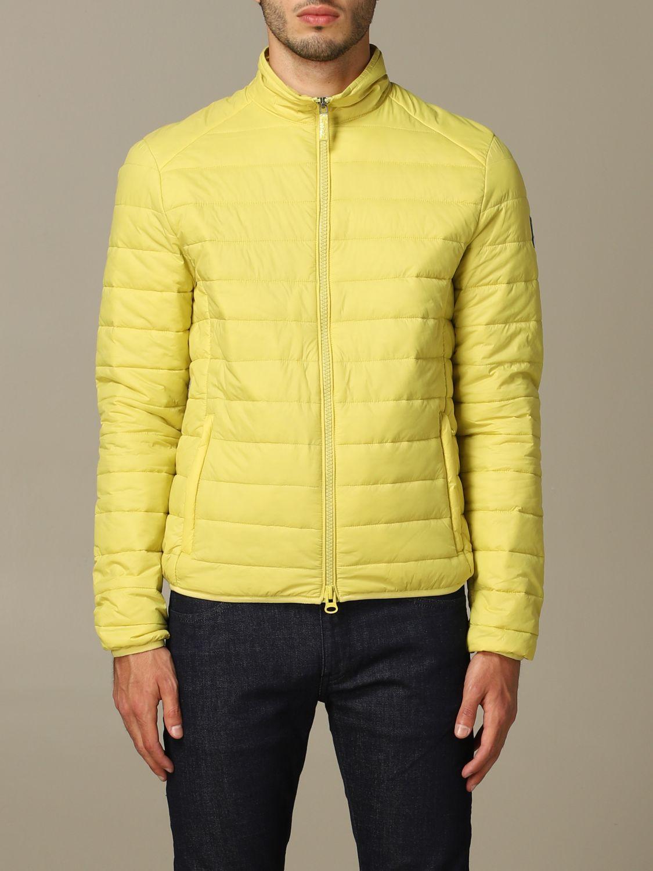 Jacket men Invicta yellow 1
