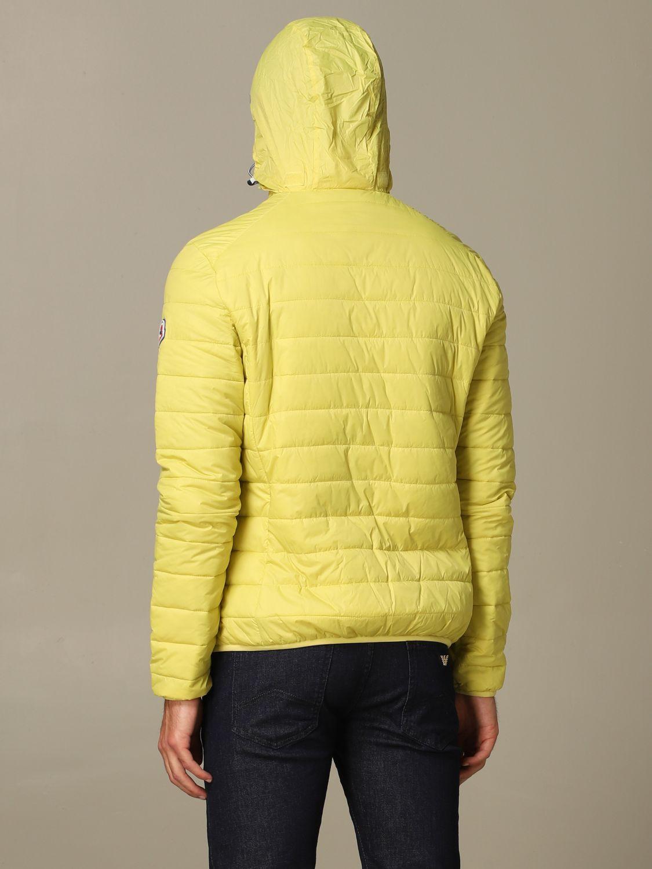 Jacket men Invicta yellow 2