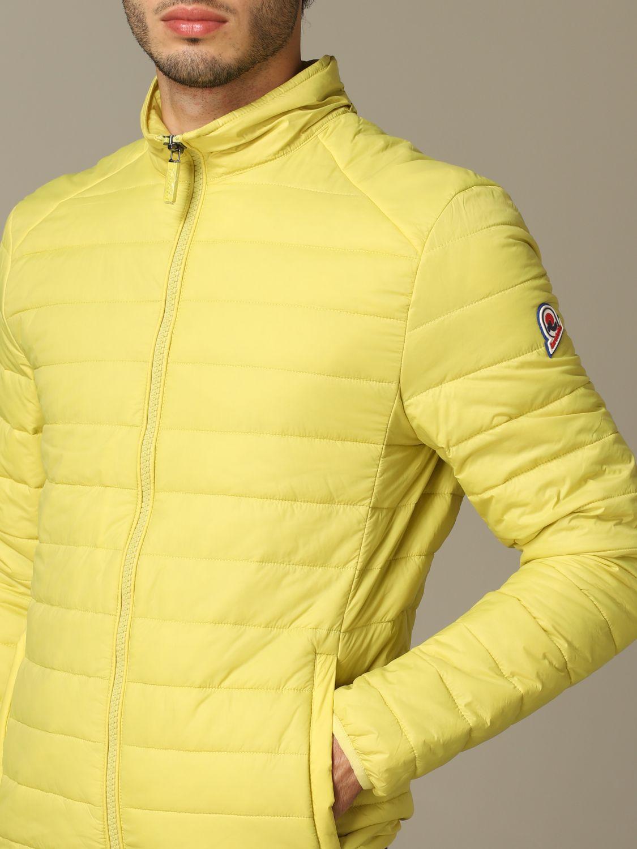 Jacket men Invicta yellow 3