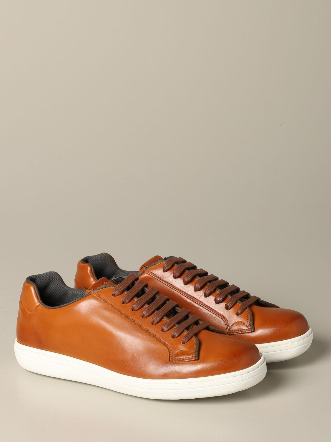 Sneakers Church's: Church's leather sneakers leather 2