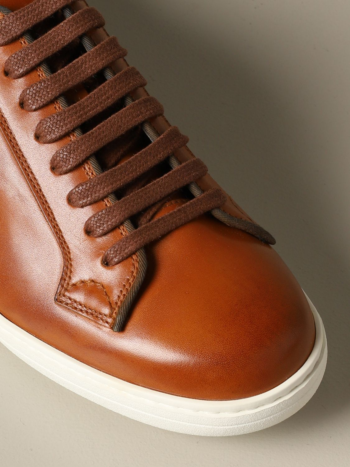 Sneakers Church's: Church's leather sneakers leather 3
