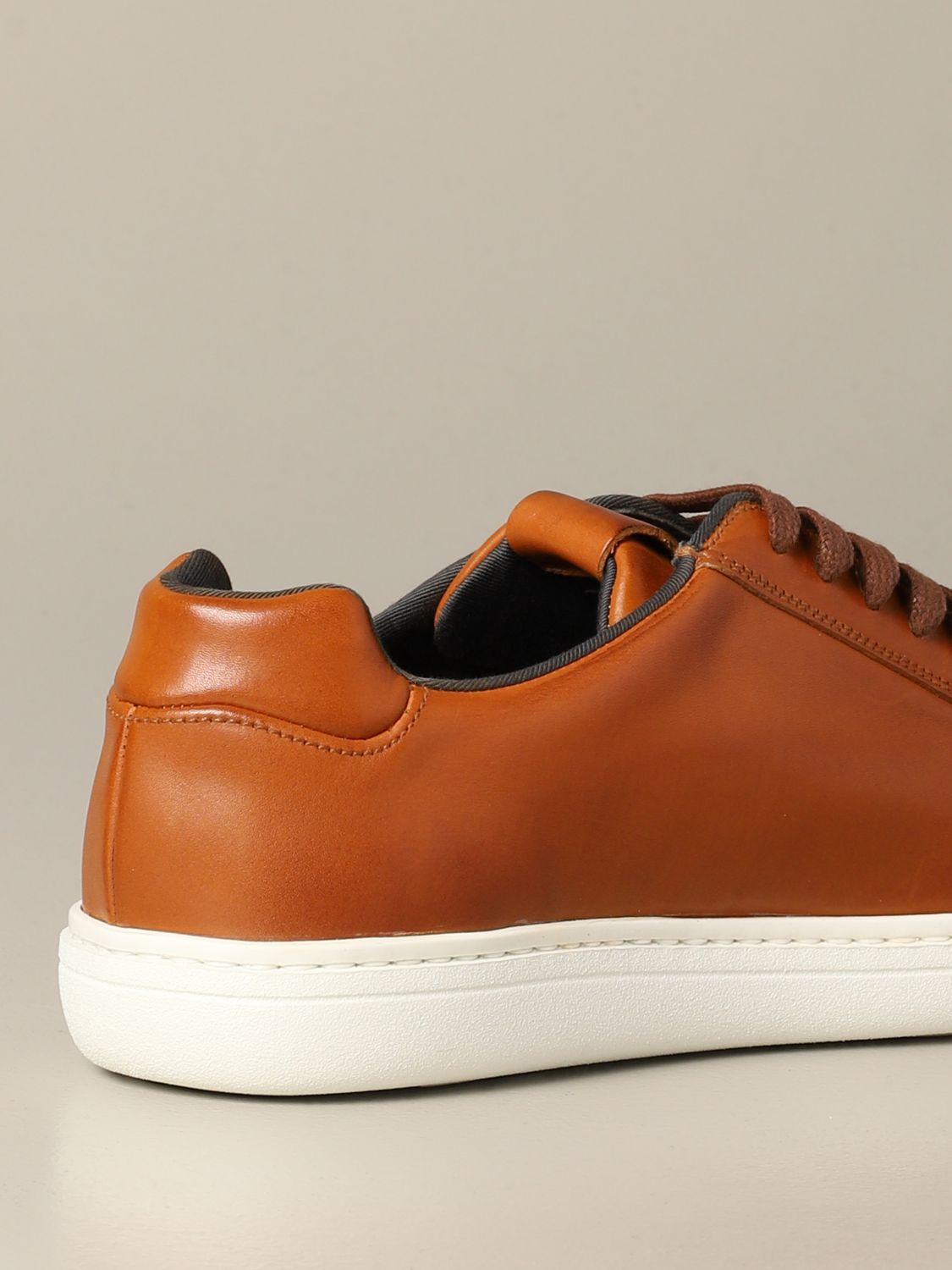 Sneakers Church's: Church's leather sneakers leather 4