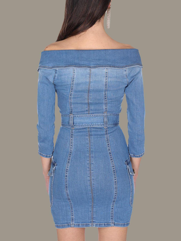 Платье Женское Elisabetta Franchi синий 3