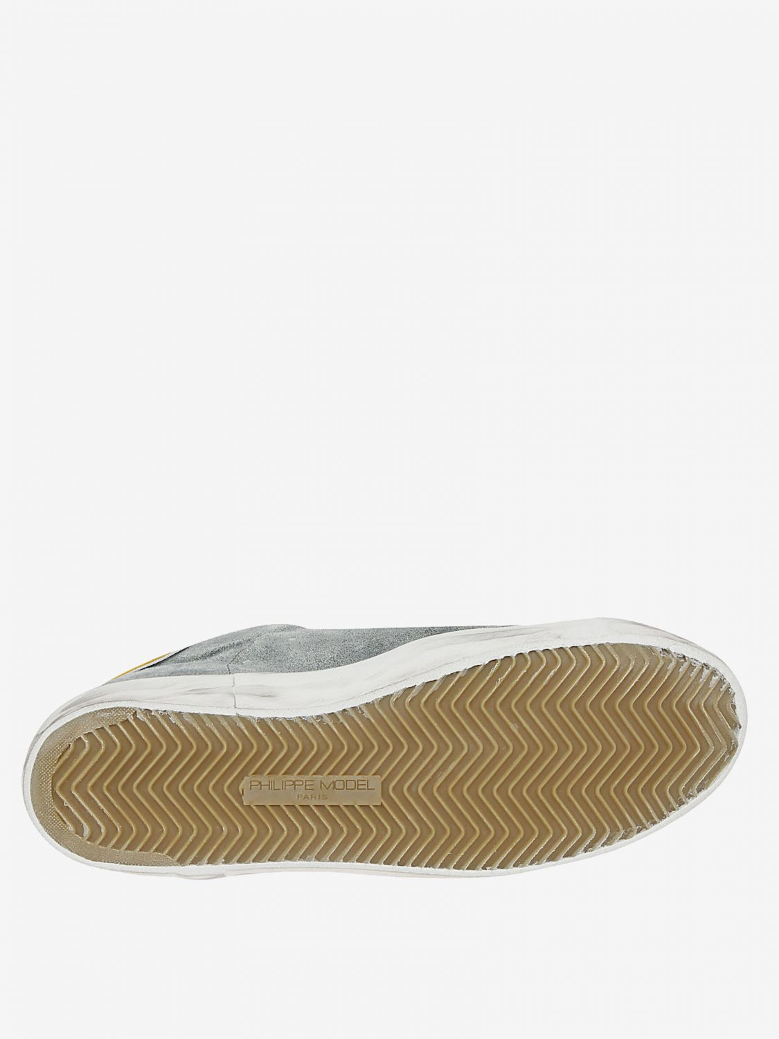 Chaussures homme Philippe Model vert militaire 5