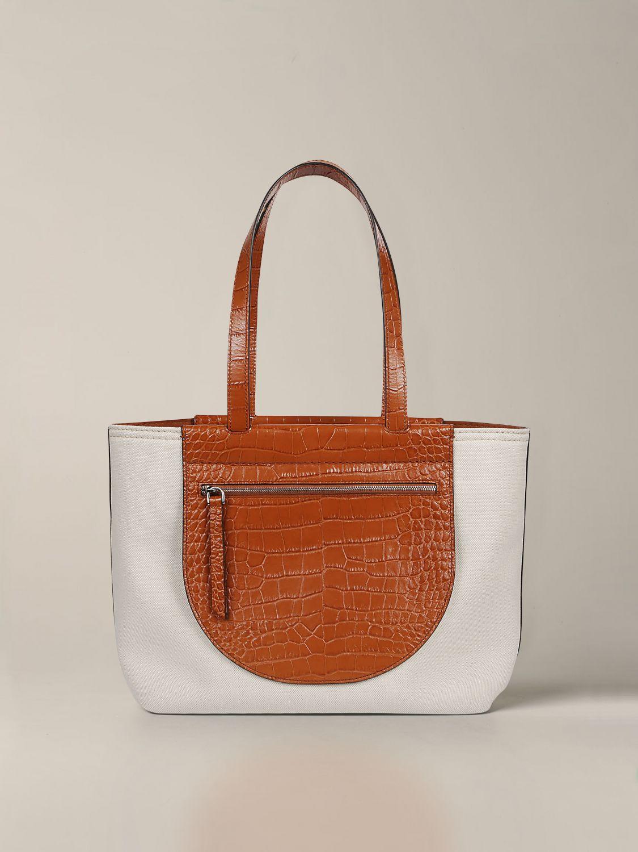 Наплечная сумка Tods: Наплечная сумка Женское Tod's белый 2