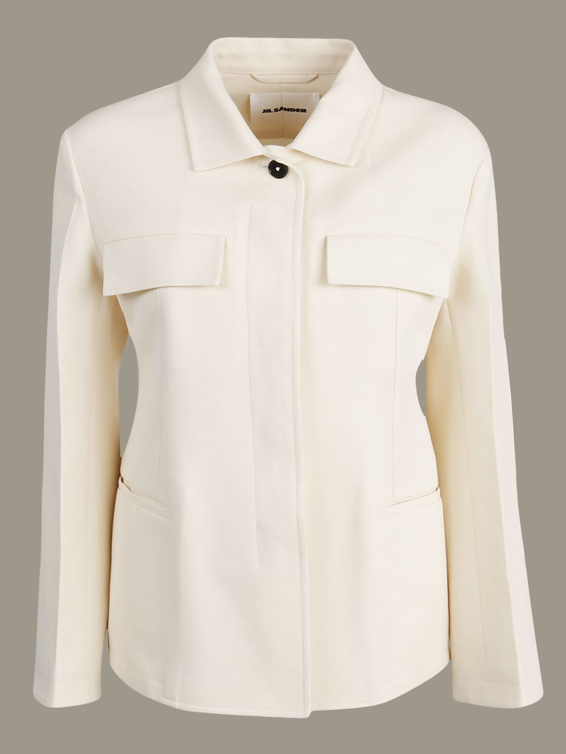 Shirt women Jil Sander white 1