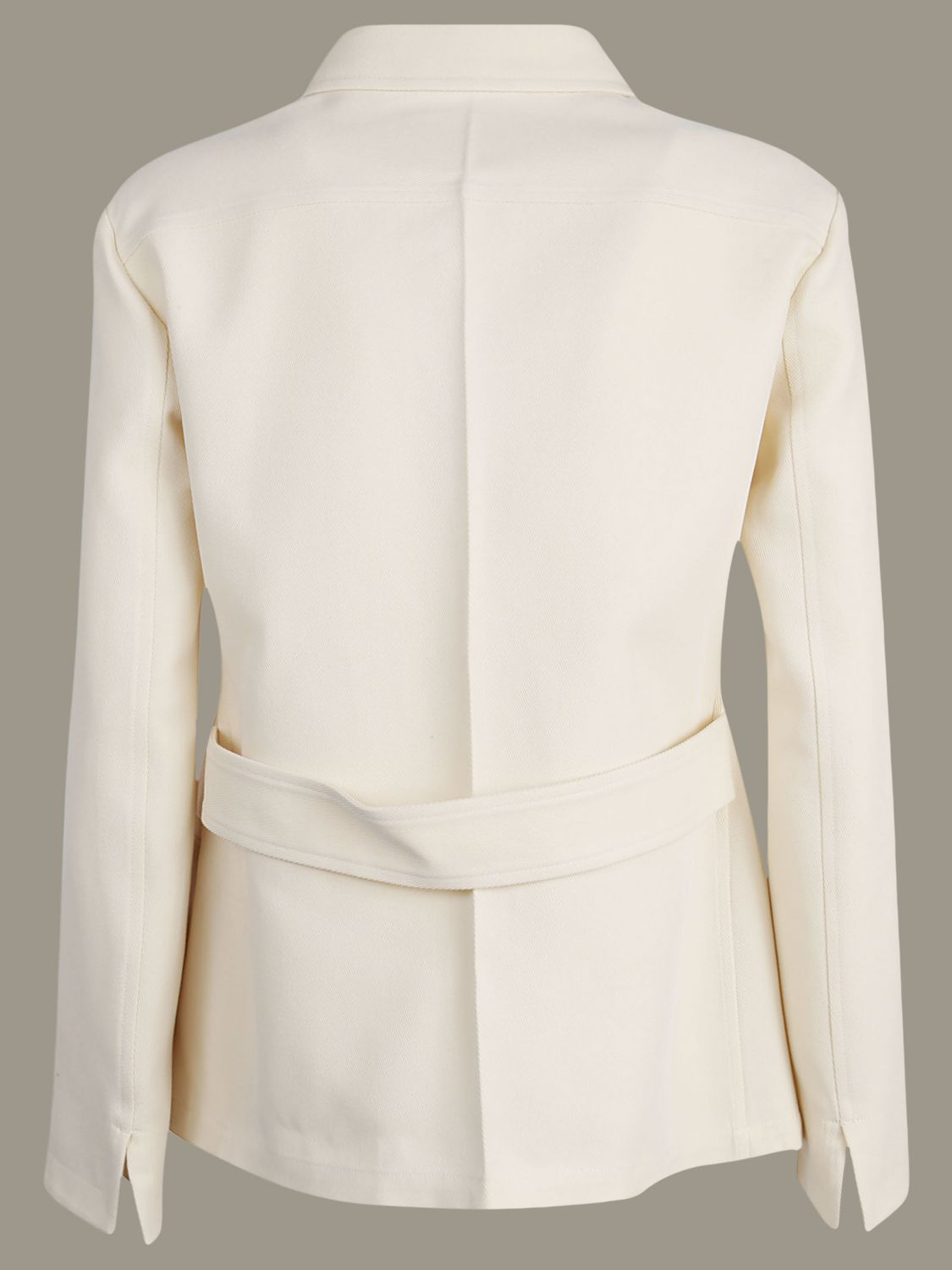 Shirt women Jil Sander white 2