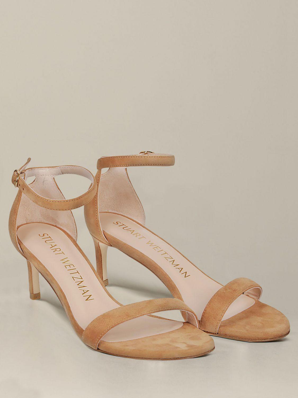 Chaussures à talons Stuart Weitzman: Chaussures femme Stuart Weitzman cuir 2