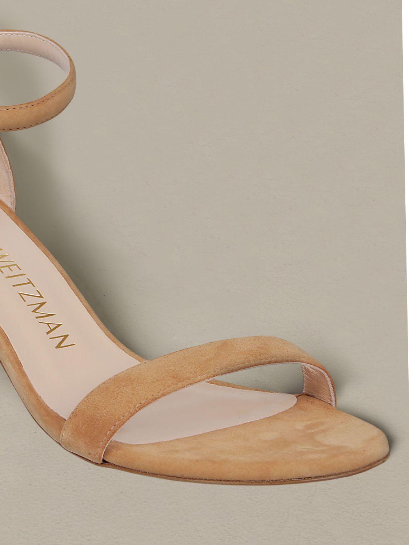 Chaussures à talons Stuart Weitzman: Chaussures femme Stuart Weitzman cuir 3