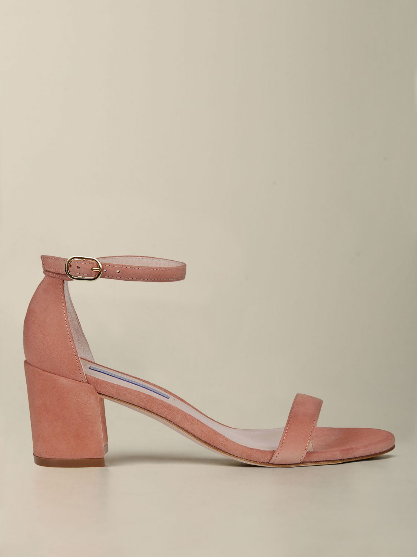 Chaussures à talons Stuart Weitzman: Chaussures femme Stuart Weitzman beige 1