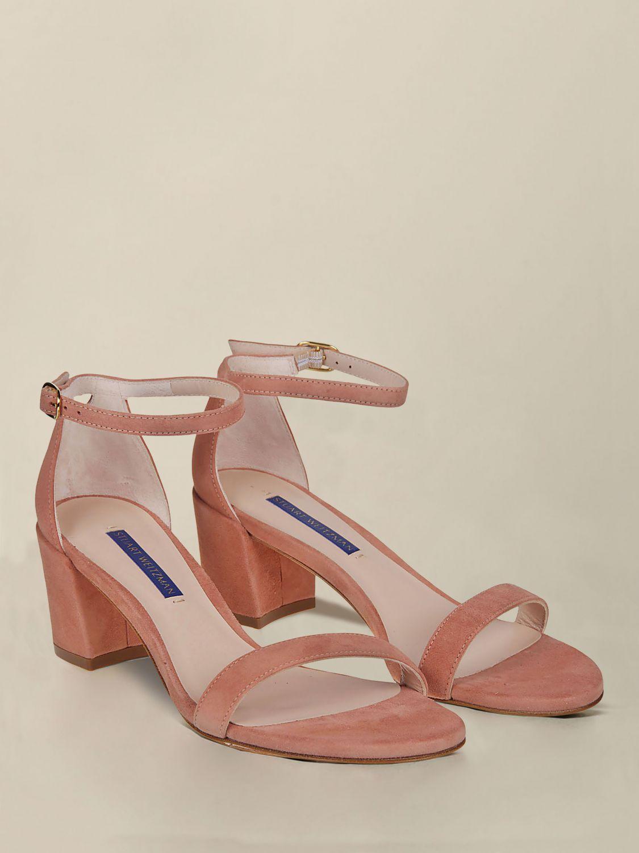 Chaussures à talons Stuart Weitzman: Chaussures femme Stuart Weitzman beige 2