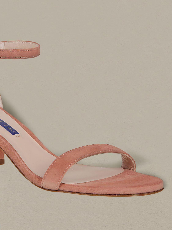 Chaussures à talons Stuart Weitzman: Chaussures femme Stuart Weitzman beige 3