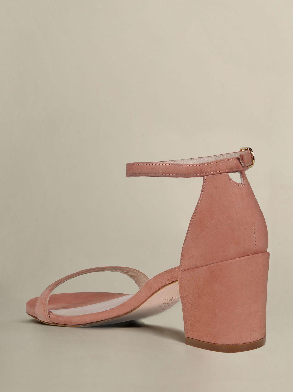 Chaussures à talons Stuart Weitzman: Chaussures femme Stuart Weitzman beige 4