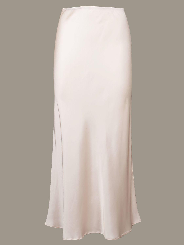 半身裙 Andamane: 半身裙 女士 Andamane 粉末色 1