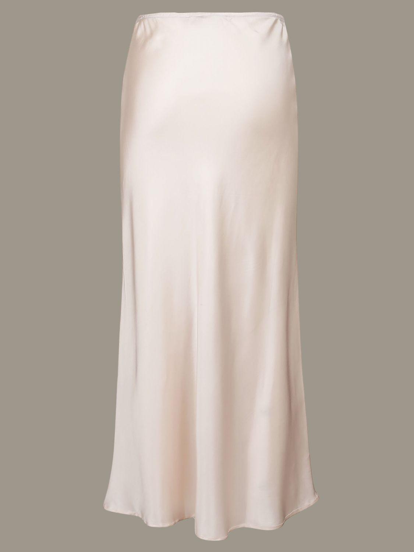 半身裙 Andamane: 半身裙 女士 Andamane 粉末色 2