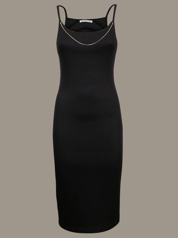 连衣裙 女士 Alexander Wang 黑色 1
