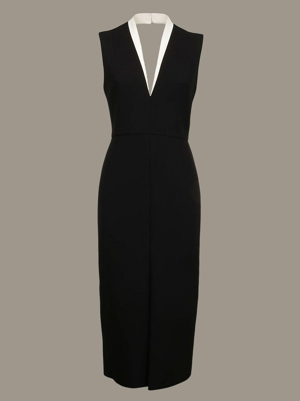Платье Victoria Victoria Beckham: Платье Женское Victoria Victoria Beckham черный 1