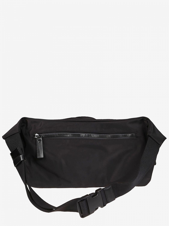Belt bag Dsquared2: Dsquared2 nylon belt bag with logo black 2