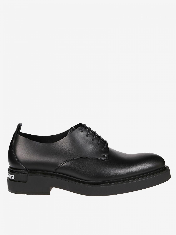 Обувь Мужское Dsquared2 черный 1
