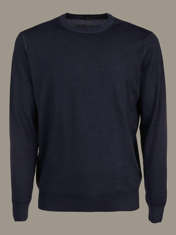 Pullover Drumohr: Sweatshirt herren Drumohr navy 1