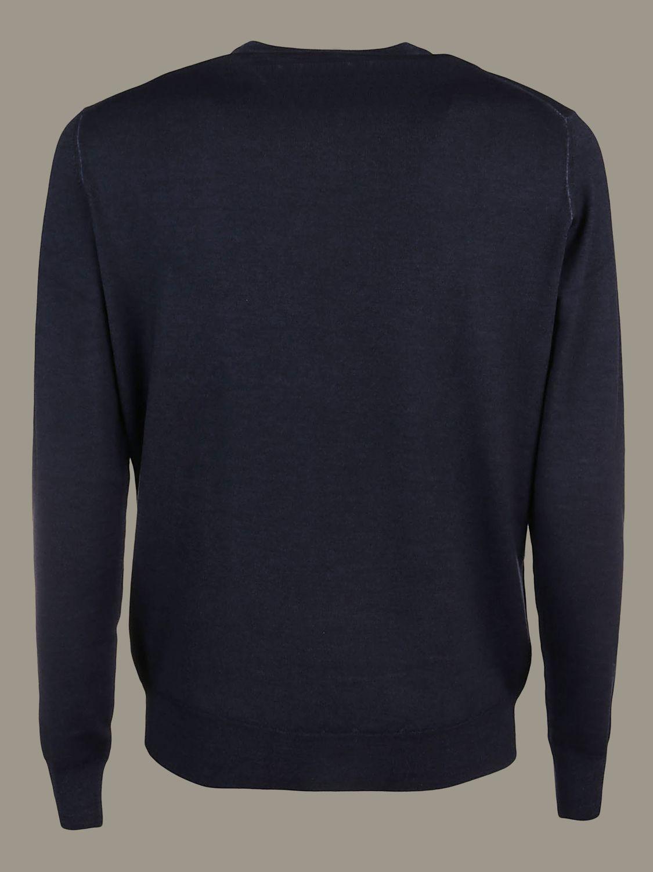 Pullover Drumohr: Sweatshirt herren Drumohr navy 2