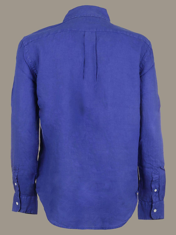 Рубашка Женское Polo Ralph Lauren королевский синий 2
