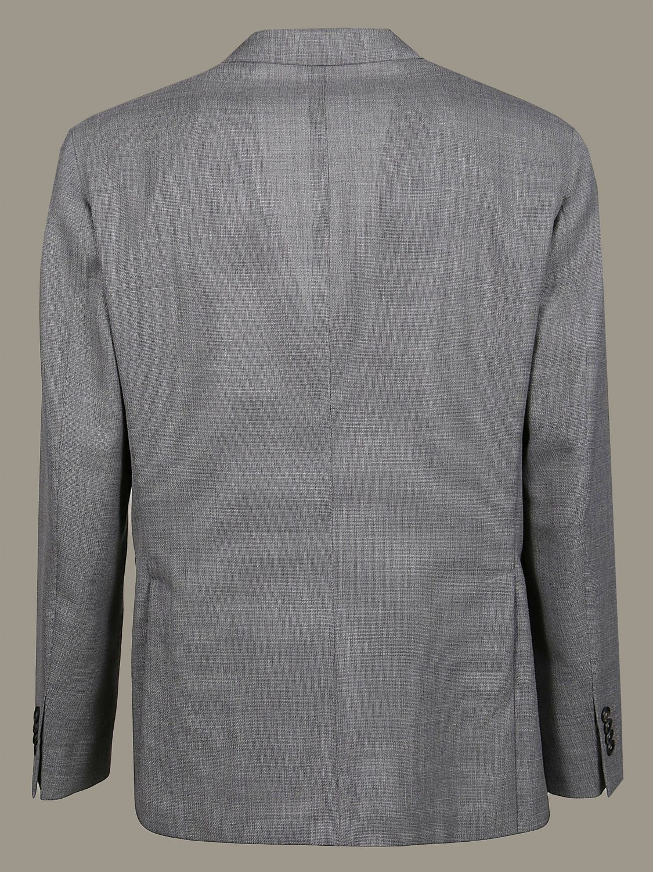 Blazer Boglioli: Jacket men Boglioli grey 2