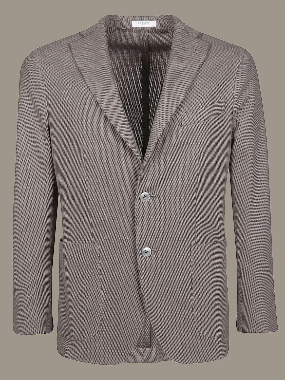 Blazer Boglioli: Jacket men Boglioli dove grey 1