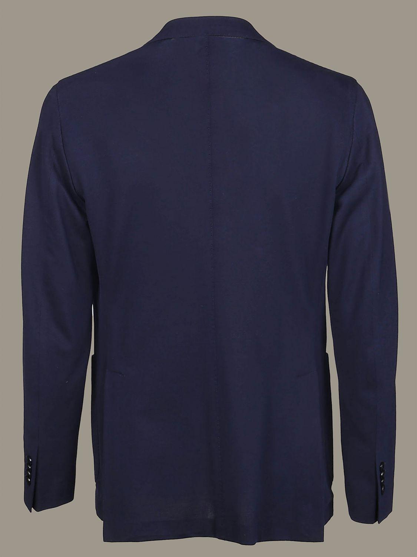 Blazer Boglioli: Jacket men Boglioli blue 1 2