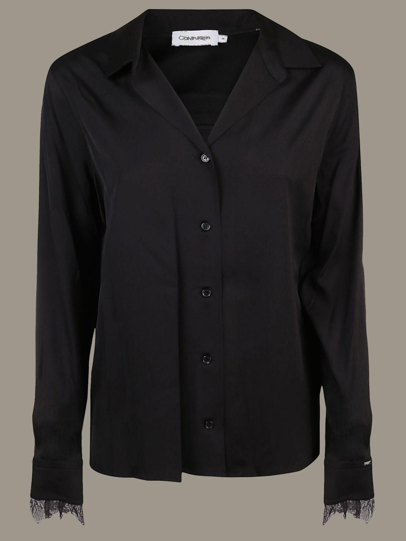 Shirt Calvin Klein: Jumper women Calvin Klein black 1