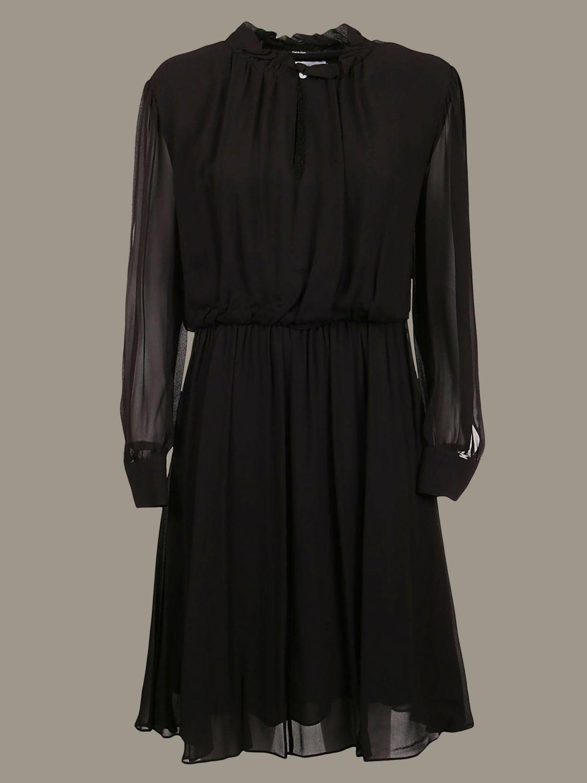 Dress Calvin Klein: Dress women Calvin Klein black 1