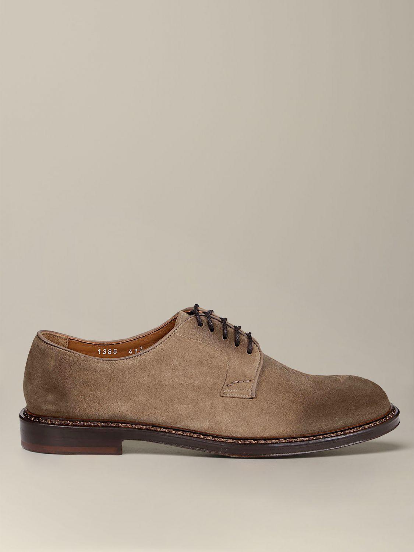 Brogue shoes Doucal's: Shoes men Doucal's sand 1