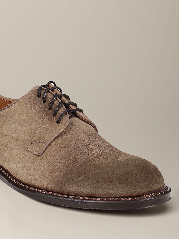 Brogue shoes Doucal's: Shoes men Doucal's sand 3