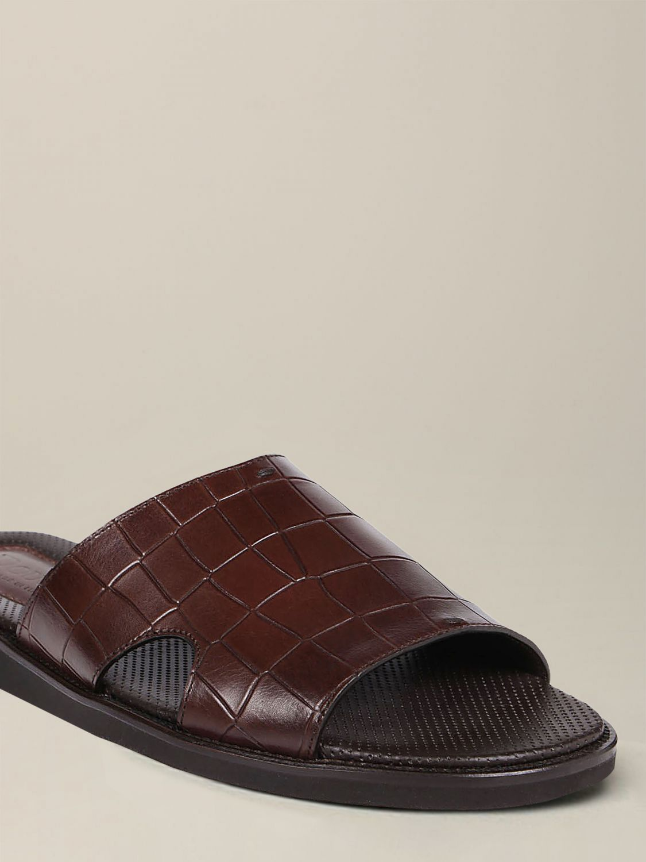 Sandalen Doucal's: Schuhe herren Doucal's dark 3
