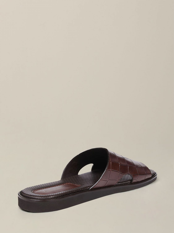 Sandalen Doucal's: Schuhe herren Doucal's dark 4