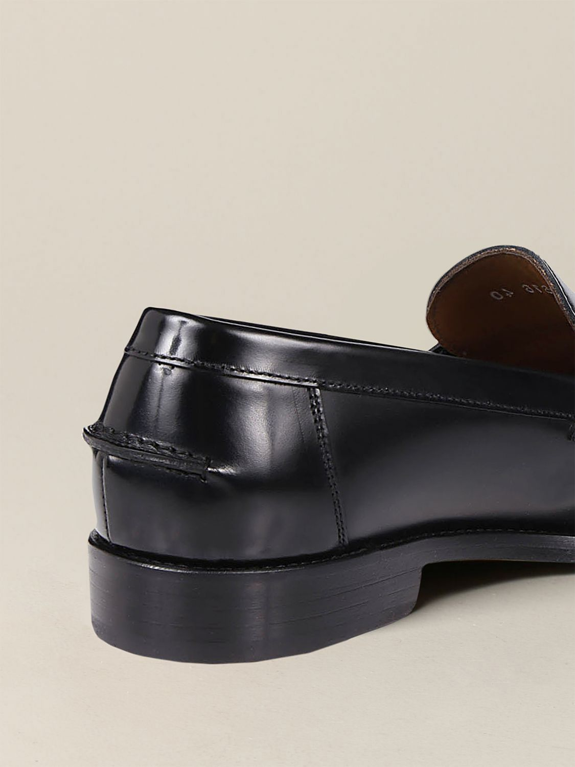 Loafers Doucal's: Shoes men Doucal's black 4