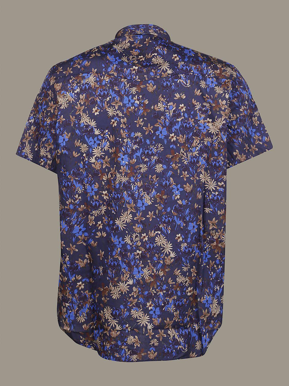 Pullover Department 5: Department 5 Hemd blau 2