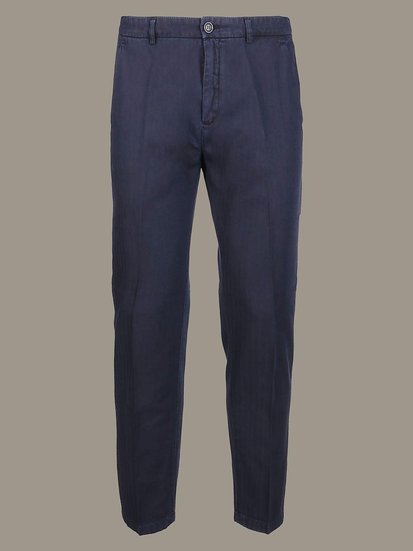 Pants Department 5: Pants men Department 5 navy 1