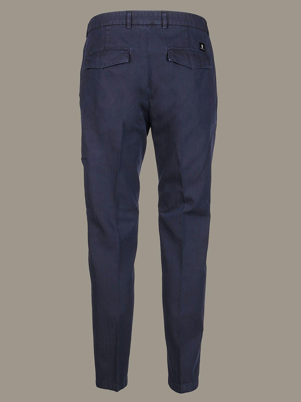 Pants Department 5: Pants men Department 5 navy 2
