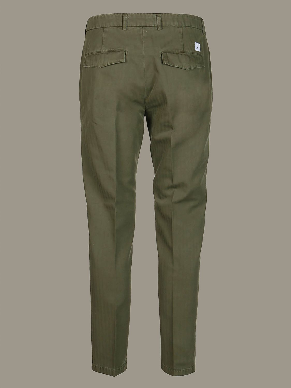 Hose Department 5: Department 5 Hose mit normaler Taille military 2