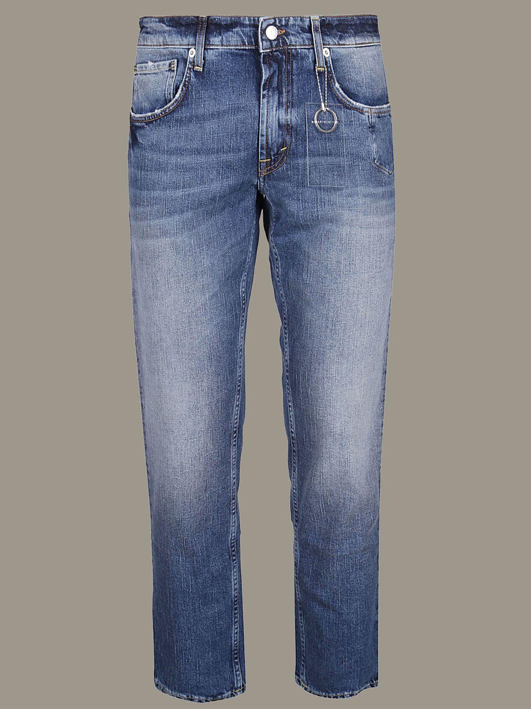 Hose Department 5: Department 5 Jeans mit 5 Taschen blau 1