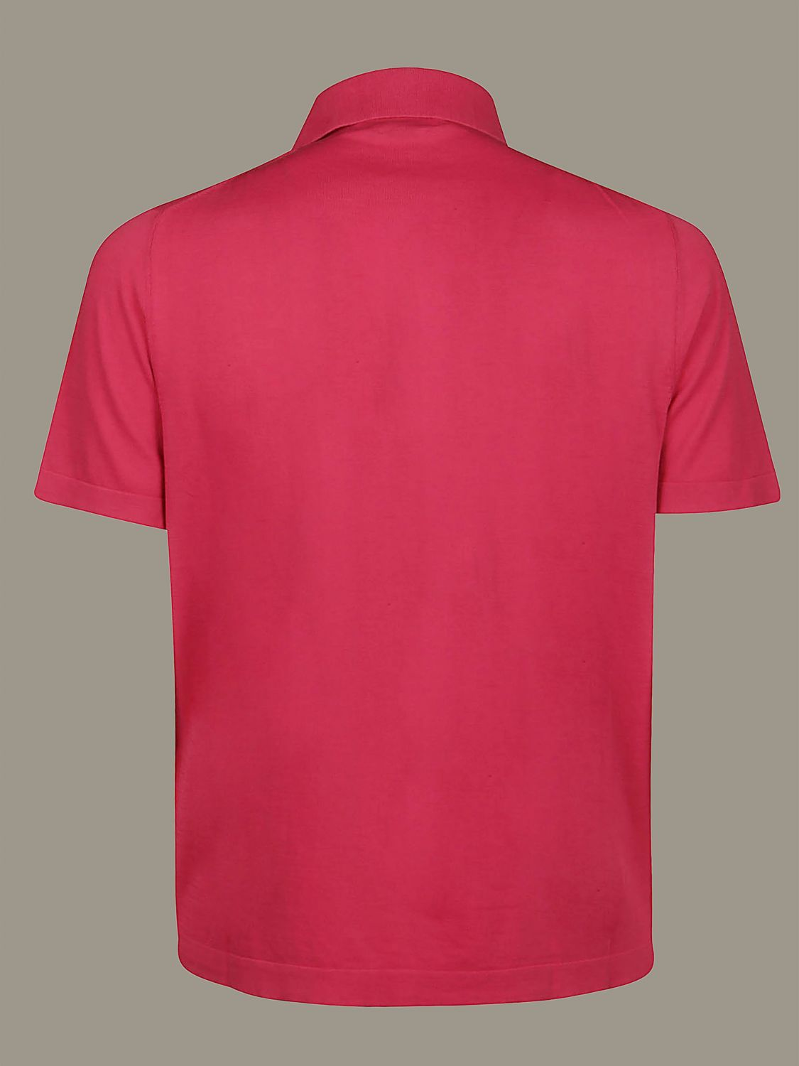 Polo shirt Ballantyne: Sweatshirt men Ballantyne red 2