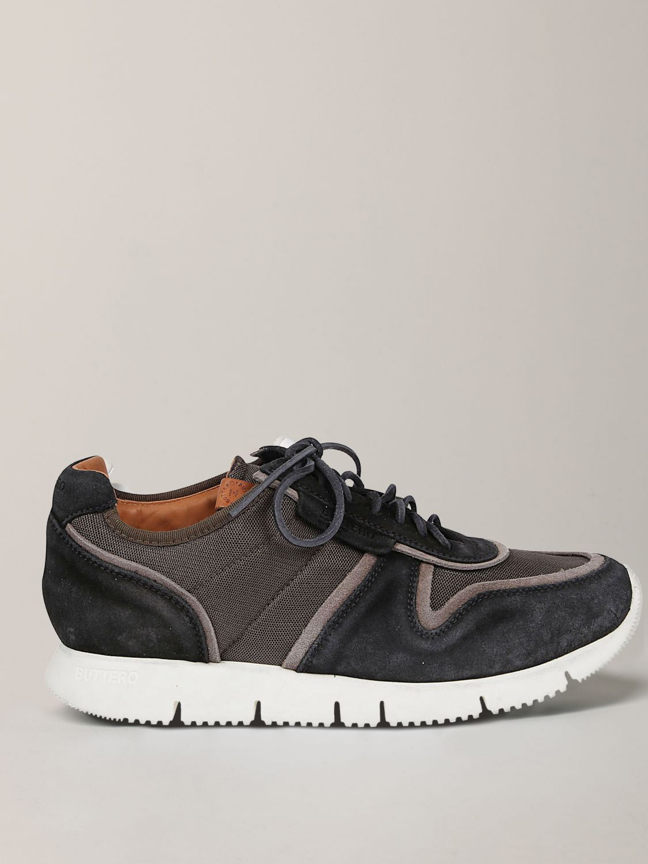 Sneakers Buttero: Shoes men Buttero mud 1