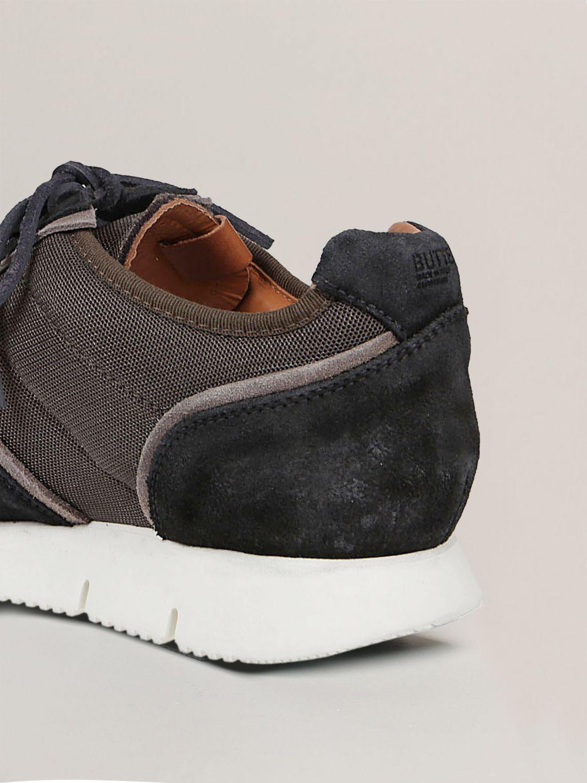 Sneakers Buttero: Shoes men Buttero mud 4