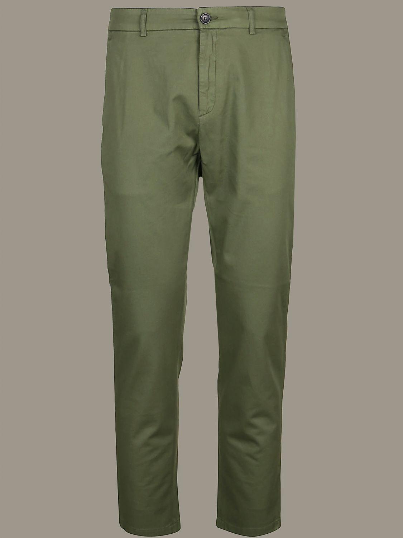 Pants Department 5: Pants men Department 5 military 1