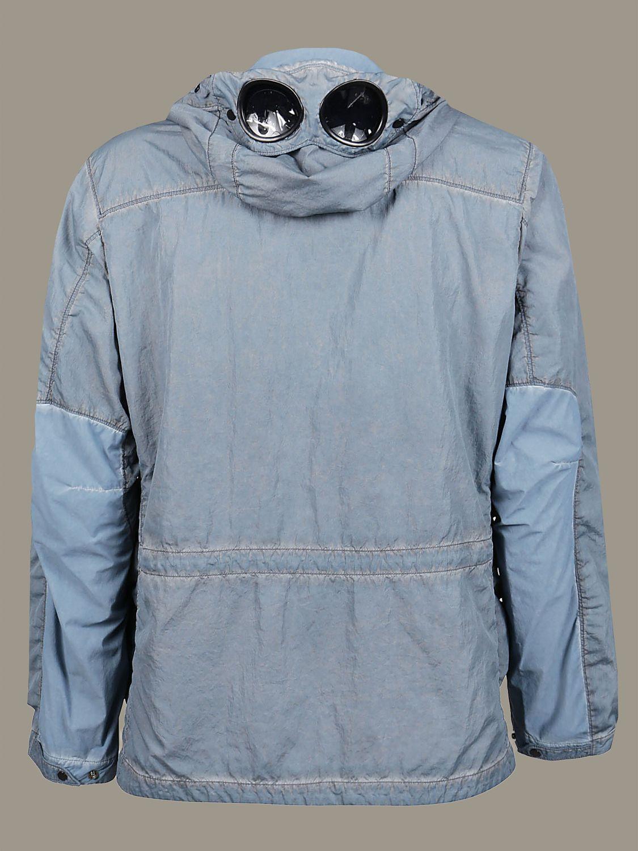 Giacca sportiva C.p. Company con cappuccio blue 2