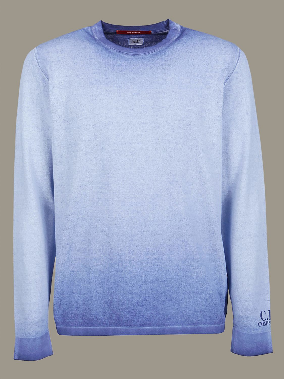 Sweatshirt C.p. Company: Sweatshirt herren C.p. Company charcoal 1